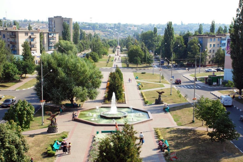 фото города губкин для камеры сделан